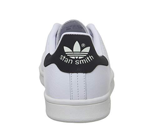ftwr Bianco ftwr Stan Scarpe Da Black Ftwr Smith core Ginnastica Black Adidas Uomo White White HUqTAxZw