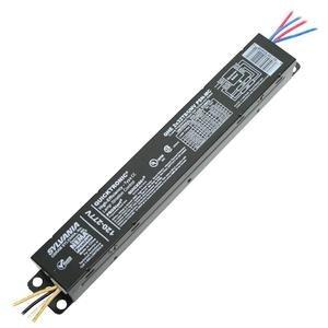 - Sylvania Osram QHE2X32T8/UNV-PSN-MC T8 Fluorescent Ballast, 2 LAMP, 120/277V 32W