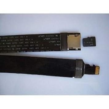 Cable alargador Bbqbuy Micro Sd, Micro Sd-Micro Sd Cable alargador ...