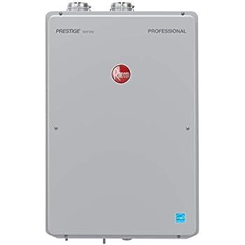 Rheem Rtgh 95dvlp 2 Tankless Water Heater Grey Amazon Com