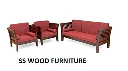 Fabulous Ss Wood Furniture Indian Look Sheesham Wood Sofa Set With Pdpeps Interior Chair Design Pdpepsorg