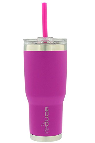 insulated 24 oz tumbler with lid - 6