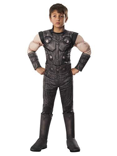 Rubie's Marvel Avengers: Infinity War Child's Deluxe Thor Costume, -