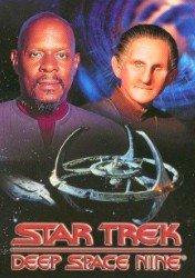 (Quotable Star Trek Deep Space Nine DST07 Action Figure Promo Card)
