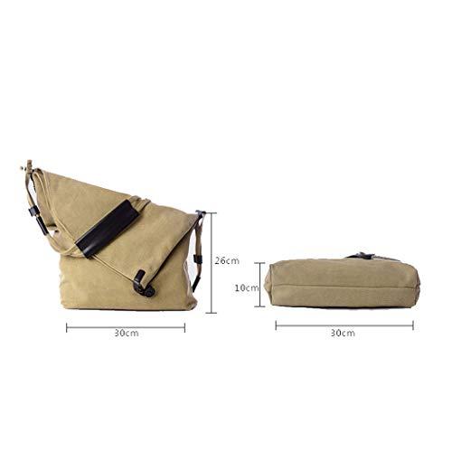 imperméable Multi du coréenne femmes capacité bandoulière option portable Sac sac bandoulière à Version en grande à Blue couleur l'eau à pour de qnAEWTx8zw
