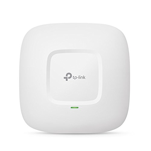 TP-Link AC1200 Wireless Wi-Fi Access Point - Supports 802.3AF PoE, Dual Band, 802.11AC, Ceiling Mount, 2x2 MIMO Technology (EAP225)