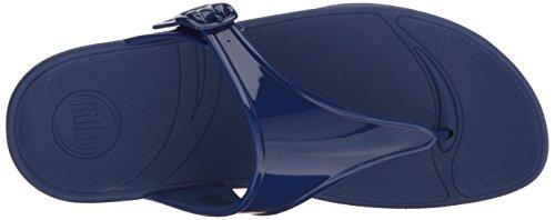 Fitflop Damen Mazarine für Flipflop Superjelly Blue rqwvCr