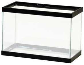 2.5-Gallon All Glass Aquarium AAG10002 Tank