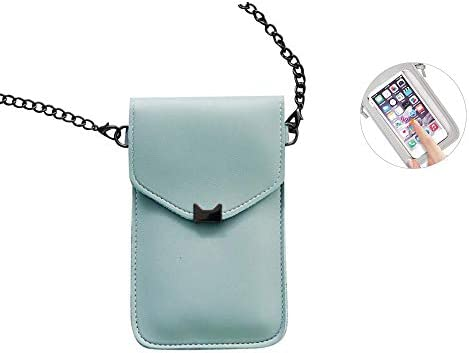 Dukars Women Portable Small Crossbody Bags Travel Cell Phone Purse Wallet Bags