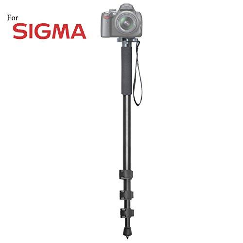 Versatile 72'' Monopod Camera Stick + Quick Release for Sigma DP2x, DP3 Merrill, dp3 Quattro, sd Quattro, sd Quattro H, SD1, SD1 Merrill, SD10, SD14, SD15, SD9h Cameras: Collapsible Mono pod, Mono-pod by IDU-PRO