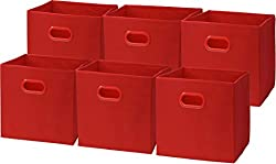 related image of 6 Packbr » SimpleHouseware Foldable Cube Storage
