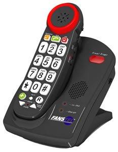 Fanstel C5630 Dect_6.0 1-Handset Landline Telephone