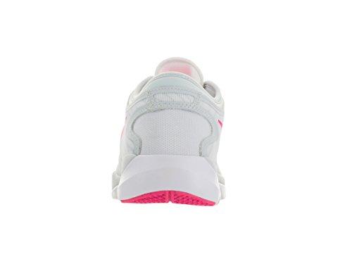 Nike Wmns Flex Supreme Tr 4, Zapatillas de Gimnasia para Mujer Blanco (White / Hypr Pnk-Pr Pltnm-Wlf Gr)