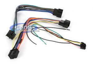 - Axxess OESWC-LAN29H Steering Wheel Control Wire Harness for 2006-Up Select GM GMLAN29 Vehicles