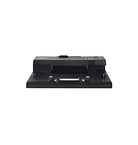 Dell E-Port Plus Advanced Port Replicator PR02X with USB 3.0 and 240W Adapter by Dell