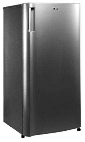 LG 220 L Single Door Freestanding Refrigerator With Freezer – GN-Y221SLC