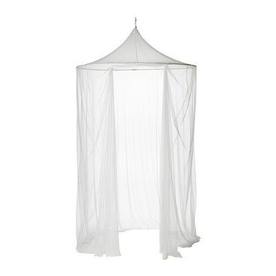 Letto Ikea A Baldacchino.Ikea Solig Bed Canopy Mosquito Net Insect Screen Canopy 150 Cm
