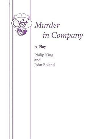 book cover of Murder in Company