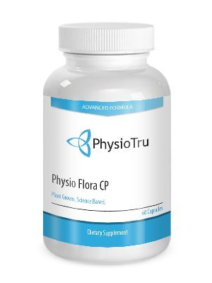 Physio Flora CP - 4 Pack by PhysioTru, Inc.