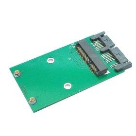 CY Mini PCI-E mSATA SSD to 1.8