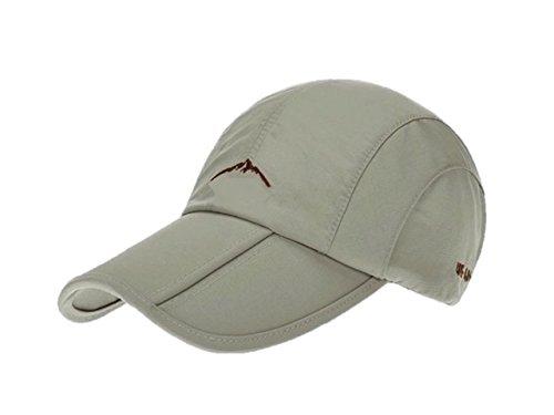 (5H5) 全13色 折りたたみ 登山 キャップ 持ち運び 帽子 アウトドア メンズ レディース 男女兼用 メッシュ UVカット UPF50+