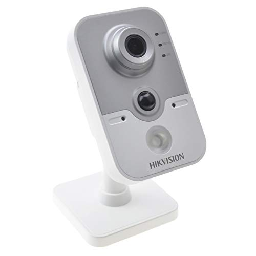 For Hikvision 4MP DS-2CD2442FWD-IW Wireless Wifi POE Security Camera 2.8MM Lens Indoor IR Night Vision PIR Motion Detection With 2-Way Audio