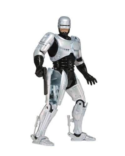 Neca Robocop - Spring-Loaded Holster Robocop Action Figure