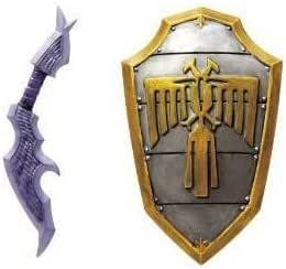 Dragon Quest Metallic Item Gallery Special Loto Sword /& Shield Square Enix New!