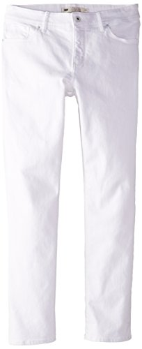 Levi's Women's Plus-Size 512 Perfectly Shaping Skinny Jean, White Highlighter, 22 Medium
