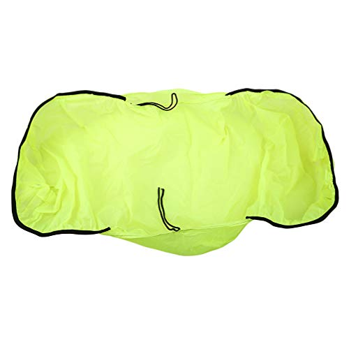 Toporchid Bicycle Rain Cover Bicycle Rear Seat Carrier Bag Bike Commuter...