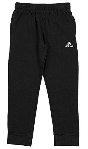 adidas Big Boys Youth Game Ready Team Pants, Black White