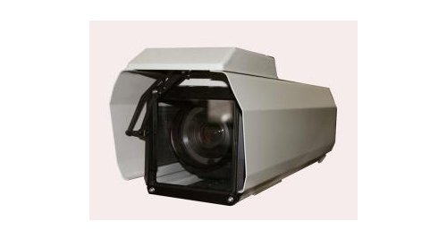 - Smart Security Club Large Security Camera Housing, Heater, Fan, Wiper, Defrost