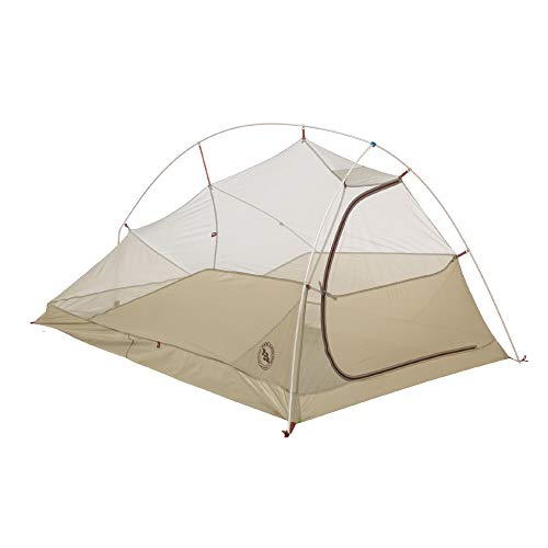 (Big Agnes Fly Creek HV UL Ultralight Backpacking Tent, 2 Person)