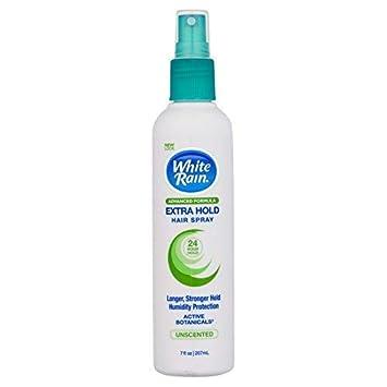 White Rain Advanced Formula Extra Hold Hair Spray 7 oz Pack of 4