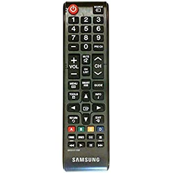 Amazon com: Universal Remote Control for All Samsung LCD LED HDTV 3D