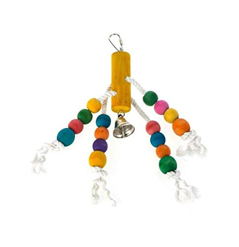 Hagen Vision - Jaula Grande para pájaros L01 Extra Alta de 74,9 x ...