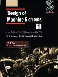 design of machine elements by jbk das