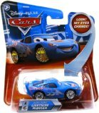 (Disney / Pixar CARS Movie 155 Die Cast Car with Lenticular Eyes Series 2 Bling Bling Lightning)