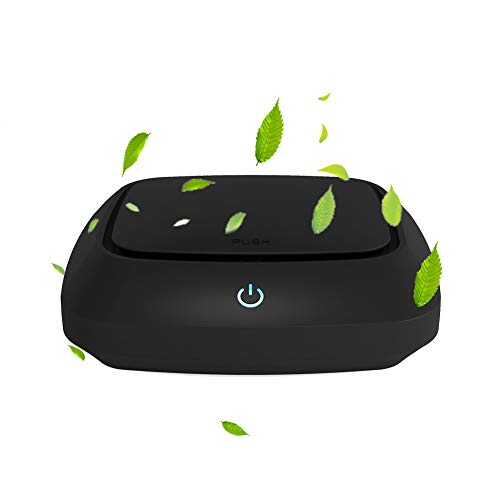 Baile Car Air Purifier - Portable Air Freshener Ionizer - Cigarette Smoke Odor Smell Eliminator - Remove Dust