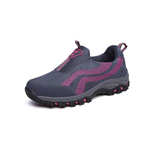 Randonnée Air D'escalade Fh En couleur uk4 Blue Course Plein Occasionnels cn36 Size Sport Eu36 De Chaussures qwY1A