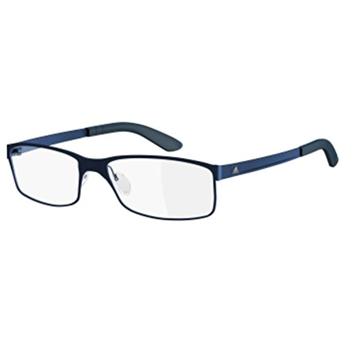New Adidas Prescription Eyeglasses - AF51 6066 - Matte Blue - Frame Adidas