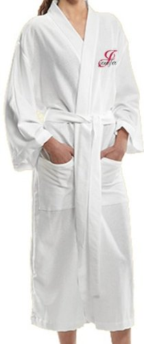 437d6433bb Amazon.com  S.r - Monogrammed Bathrobes
