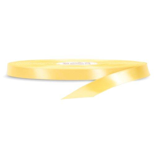 - Midori, Inc - Maize Yellow Double-Faced Satin Ribbon - 3/8'' x 54.7 Yards by Midori