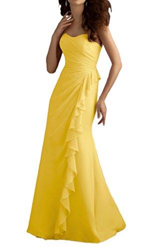 TOSKANA BRAUT - Vestido - Estuche - para mujer dorado
