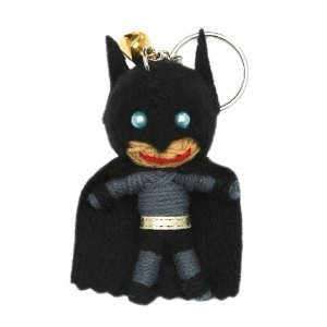 Amazon.com: 1 x Batman Dark Knight Voodoo Cadena Llavero con ...