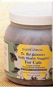 Earth Animal Daily Health Nuggets Cat Treats 8oz
