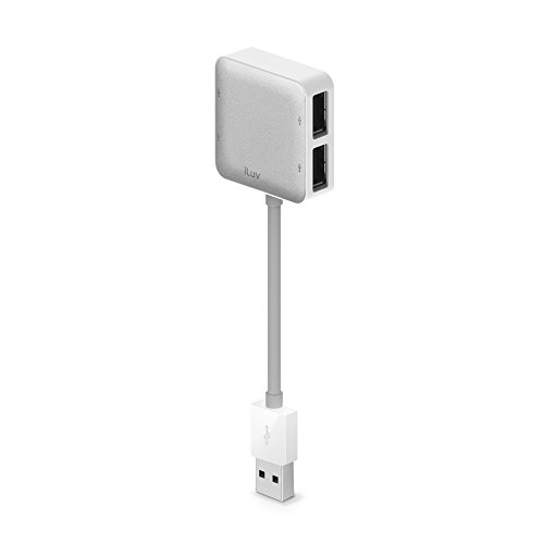 iLuv 4-Port USB Hub (Iluv Usb)