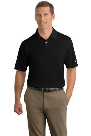 Nike 373749 Unisex Dri-FIT Pebble Texture Polo