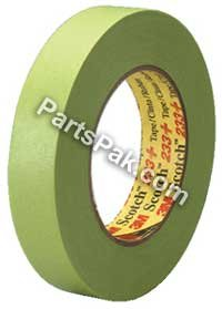 Scotch(R) Performance Masking Tape 233+, 6 mm x 55 m [PRICE is per ROLL]