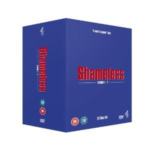 Shameless - Complete Series 1-7 U.K. Collection [Region 2]